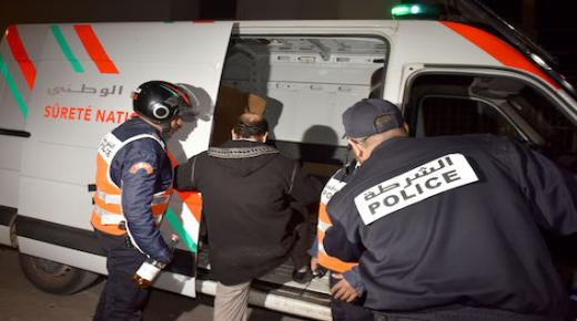توقيف شخص للاشتباه في تورطه في نشاط شبكة إجرامية للتهريب الدولي للمخدرات