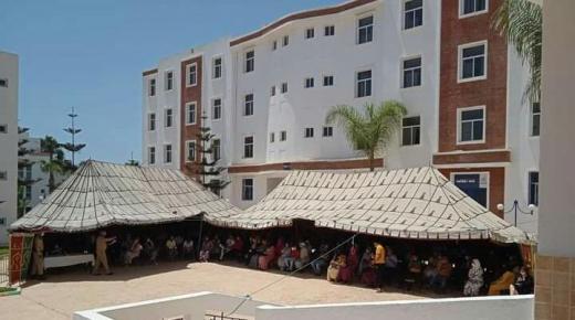 إفتتاح مركز للتلقيح بمواصفات عالية في أكادير
