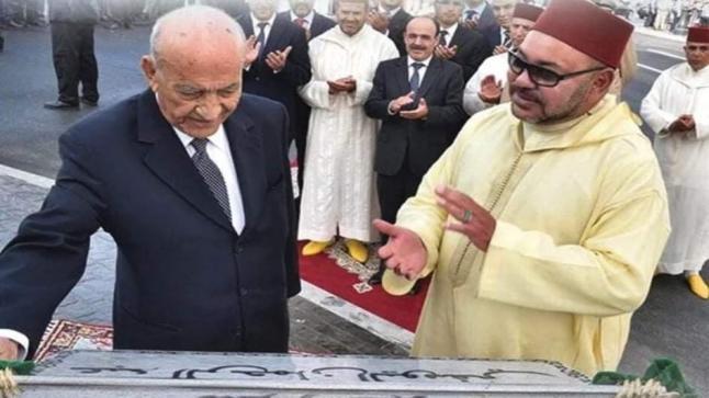 عبد الرحمن اليوسفي مسيرة حياة سياسي محنك نجح في تدبير شؤون المغرب