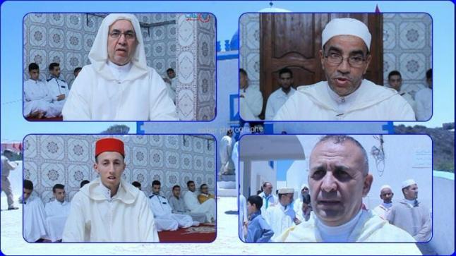 بالفيديو : موسم زاوية سيدي أحمد الجيدي … موعد سنوي للتواصل بين طلبة العلم