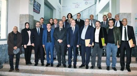 التغطية الصحية للفنان محور اجتماع كل من وزيري الصحة والثقافة