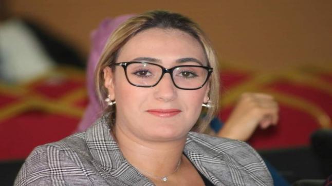 مريم أكشار تجري عملية جراحية كللت بالنجاح