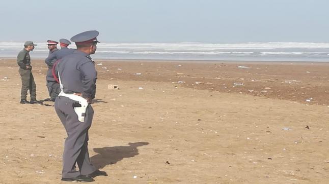 الإستجمام يعرض شبان للإعتقال بشواطىء سيدي بيبي