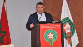 المدير التقني الوطني أوشن روبيرتس يقدم استقالته لفوزي لقجع