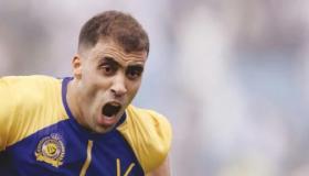 """اللاعب الدولي """" حمد الله """" ينتفض في الانستغرام"""