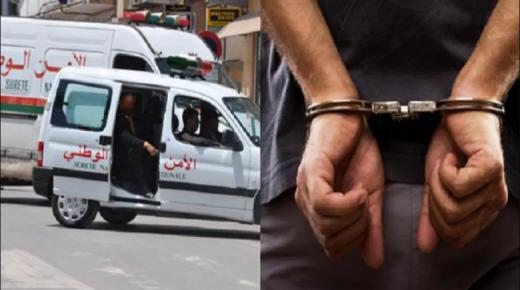 توقيف شخصين متورطين في تكوين عصابة لسرقة السيارات
