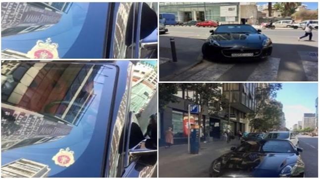 الدار البيضاء : مخالفة مرورية تجر شخصا للاعتقال بعد انتحاله لصفة و قيادة سيارة بأوراق منتهية الصلاحية
