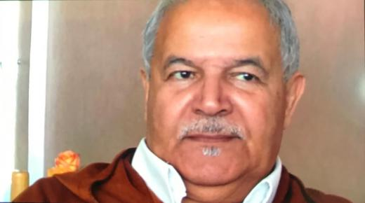 """القاضي """" أحمد عبيا"""" في ذمة الله"""