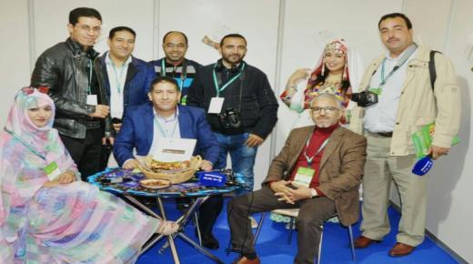 تعاونيات نشيطة من آشتوكة تشارك بالمعرض الدولي للتغذية بالبيضاء