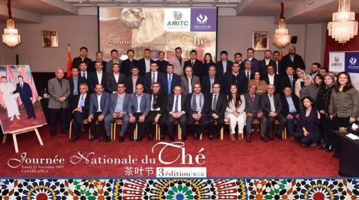 مغاربة وصينيون يحتفلون باليوم الوطني للشاي