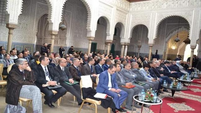جهة الدار البيضاء سطات تعقد اللقاء الجهوي التحضيري المناظرة الوطنية الأولى للجهوية المتقدمة