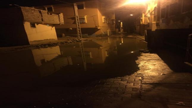 الواد الحار مطلب ساكنة حي بيوكرى نهاية 2019