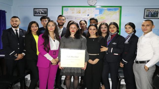 منظمة عالمية تتوج معهد للطيران المدني بالجائزة الذهبية في اكادير