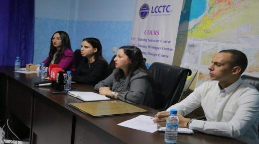 تتويج ذهبي لمعهد LCCTC للطيران المدني في أكادير