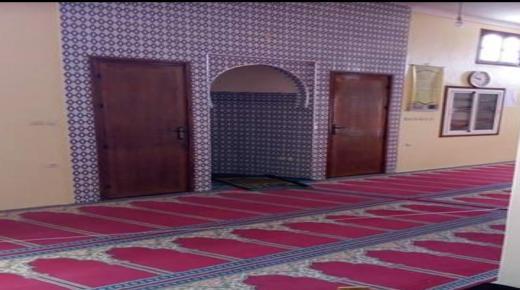 """اتجاه القبلة يشعل """"الفتنة"""" داخل إحدى المساجد بجماعة الكفيفات ضواحي أولاد تايمة"""