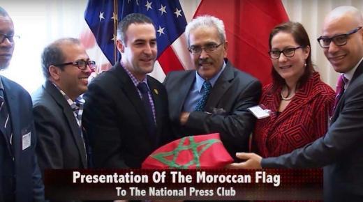 """بلاغ صحفي ، تحت شعار : """"قصص نجاح مغربية في واشنطن الكبرى"""" ، """"يوم المغرب"""" في أمريكا يحتفي بدورته الخامسة"""