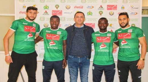 او لمبيك الدشيرة لكرة القدم يعزز صفوفه بأربعة لاعبين ويحتج على قرارات اللجنة التاديبية للجامعة