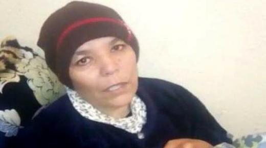 فاطمة من تالوين اقليم تارودانت، تصارع مرض السرطان وتناشد المحسنين لمساعدتها
