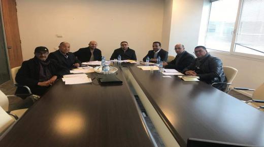 هذا اهم ما خرج به اجتماع لجنة الإعلام والتواصل التابعة للعصبة الوطنية لكرة القدم هواة (بلاغ)