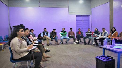 جمعية النصر بتيكوين تنظم ورشة تقنيات التصوير الفوتوغرافي