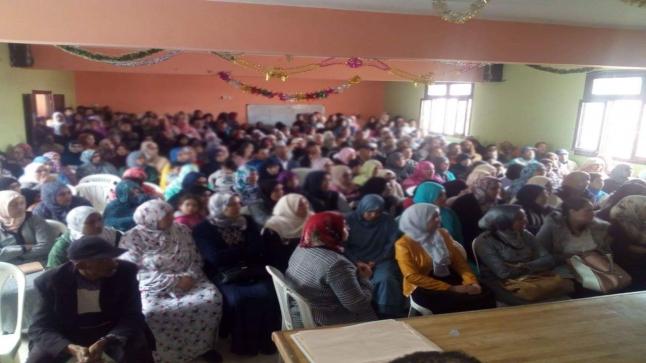 ثانوية الإمام الجزولي تفتح أبوابها في وجه آباء و أمهات تلامذتها