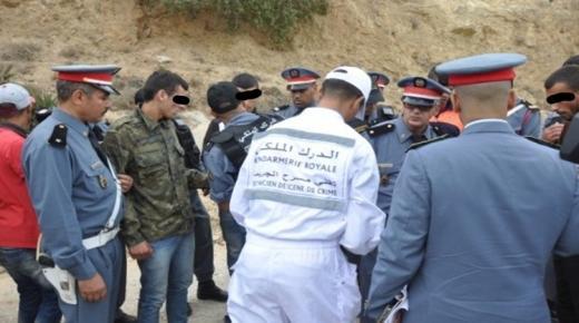 مختل يقتل مواطنا في آيت باها