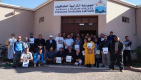 جماعة الخنافيف تجمع هيئات المجتمع المدني في لقاء تواصلي