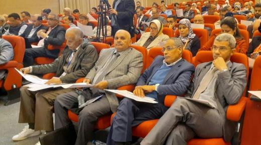 """إجتماع مكاتب """" الرابطة """" في ملتقى وطني بمراكش"""