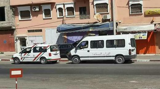 السلطات تراقب انضباط المواطنين لقرار الطوارئ في آيت ملول