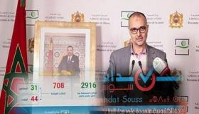 فيروس كورونا :ارتفاع العدد الإجمالي إلى 708 حالة