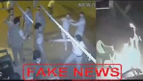 المصالح الأمنية تفك لغز فيديو لعملية اعتداء بالسلاح الابيض و تبين حقيقته