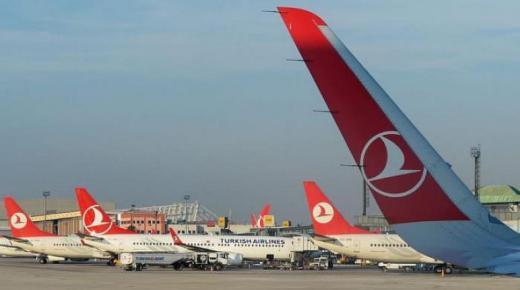 تركيا تستأنف رحلاتها الجوية الخارجية بعد شهرين من التوقف