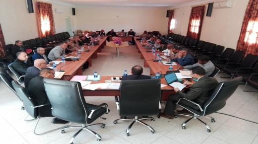 مديرية طاطا : اجتماع تواصلي لتأمين الزمن المدرسي