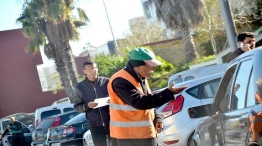 أكادير : العشرات من حراس مرابد السيارات في قبضة الامن لهذه الاسباب