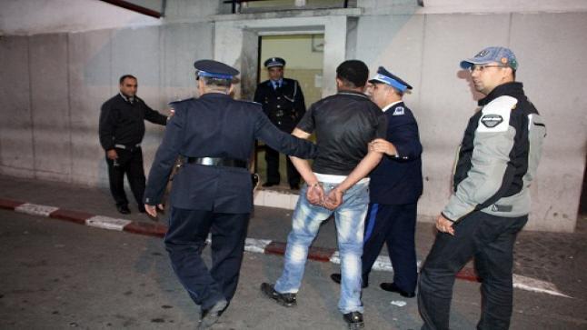 توقيف قاصر مشارك في جناية ضرب مؤخرة شابة في طنجة