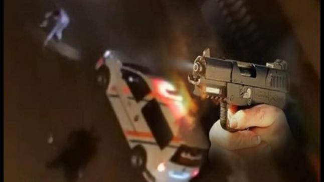 سلا.. مفتش شرطة يضطر لاستعمال سلاحه الوظيفي لتوقيف شخص عرض حياة موظفي الشرطة والمواطنين لتهديدات خطيرة (بلاغ)