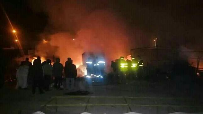 إنفجار يودي بحياة شخص ويخلف خسائر في بلفاع