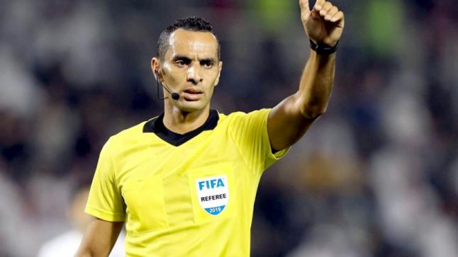 الجزائري مصطفي غربال حكما لنهائي دوري أبطال أفريقيا