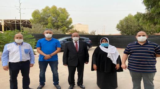 أكادير : المكتب الجهوي للودادية الحسنية للقضاة يزور عددا من دور الرعاية الاجتماعية ويسلمهم أضاحي العيد