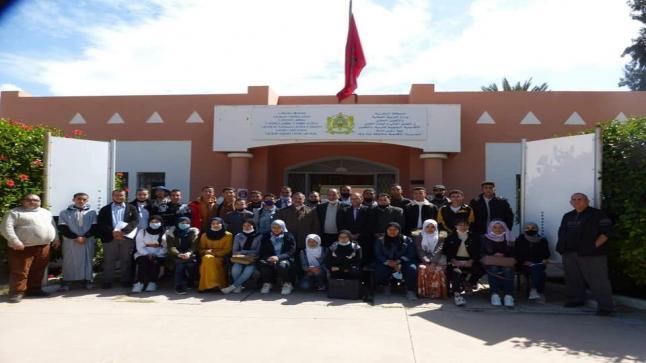 مديرية التعليم تستهتر بالإجراءات الصحية ضد كورونا في بيوكرى
