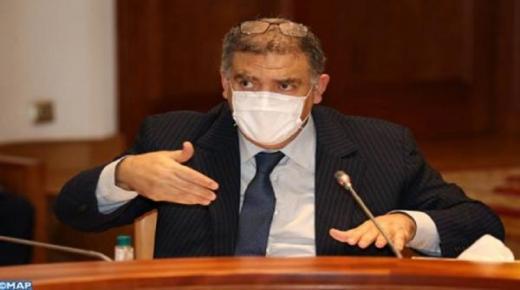 عدم احترام الاجراءات الصحية : 514 قرارا بإغلاق وحدات صناعية وتجارية في 34 عمالة وإقليم