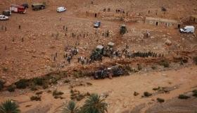 حصيلة جديدة لحادثة الراشدية..عدد الضحايا ارتفع إلى 27 شخصا