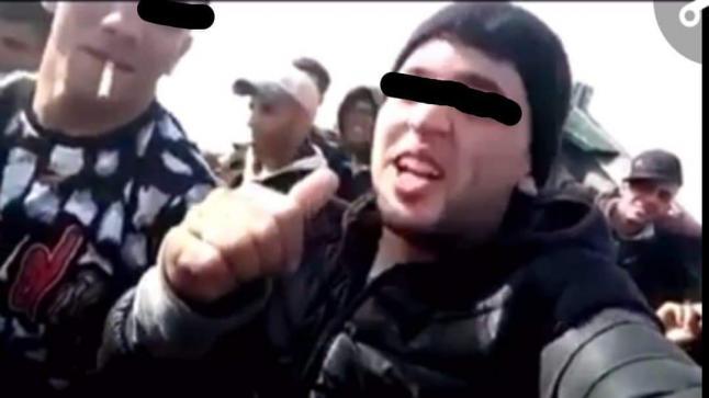 """فيديو يوثق """" هجرة سرية """" جماعية لشباب من آشتوكة"""