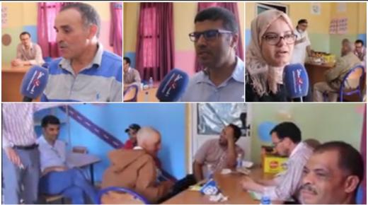 فيديو : هيئات جمعوية تحسن للمتشردين في بيوكرى