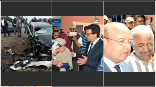 حزن وبكاء وحسرة في فقدان مؤطر تربوي نواحي مراكش
