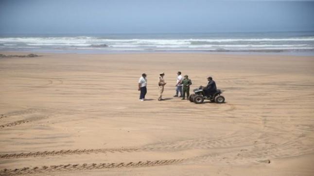 من بينها إعادة فتح الشواطئ ، سلطات أكادير تتخذ اجراءات احترازية جديدة