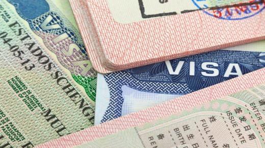 """اوروبا تغلق ابوابها في وجه المغاربة و تعقيدات في الحصول على تأشيرة """"شينغن"""""""