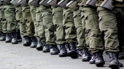 الشباب المدعوون للخدمة العسكرية مجبرون بالالتحاق ابتداء من يوم غد الاثنين