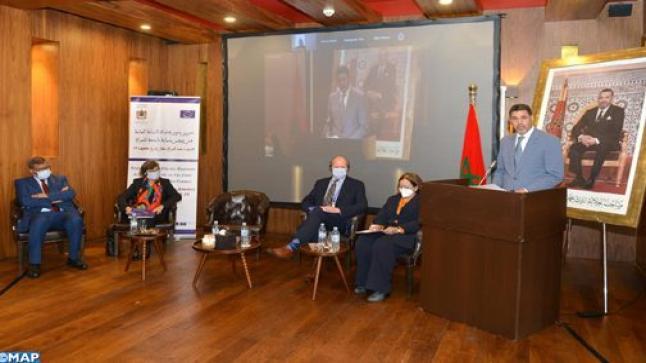 السيد عبد النباوي.. النيابة العامة عازمة على تسخير كل الإمكانيات لحماية الحقوق الإنسانية للمرأة