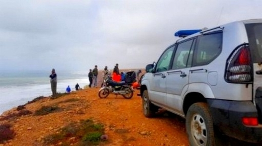 مطاردة عصابة مسلحة بشاطئ سيدي الطوال في سيدي بيبي